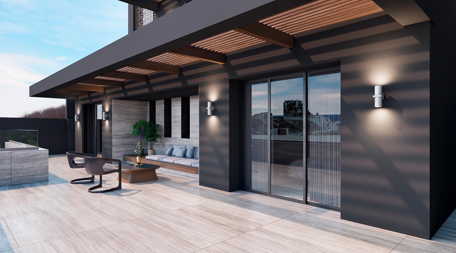 Maison de Cortes- Cabos Luxury Vacation