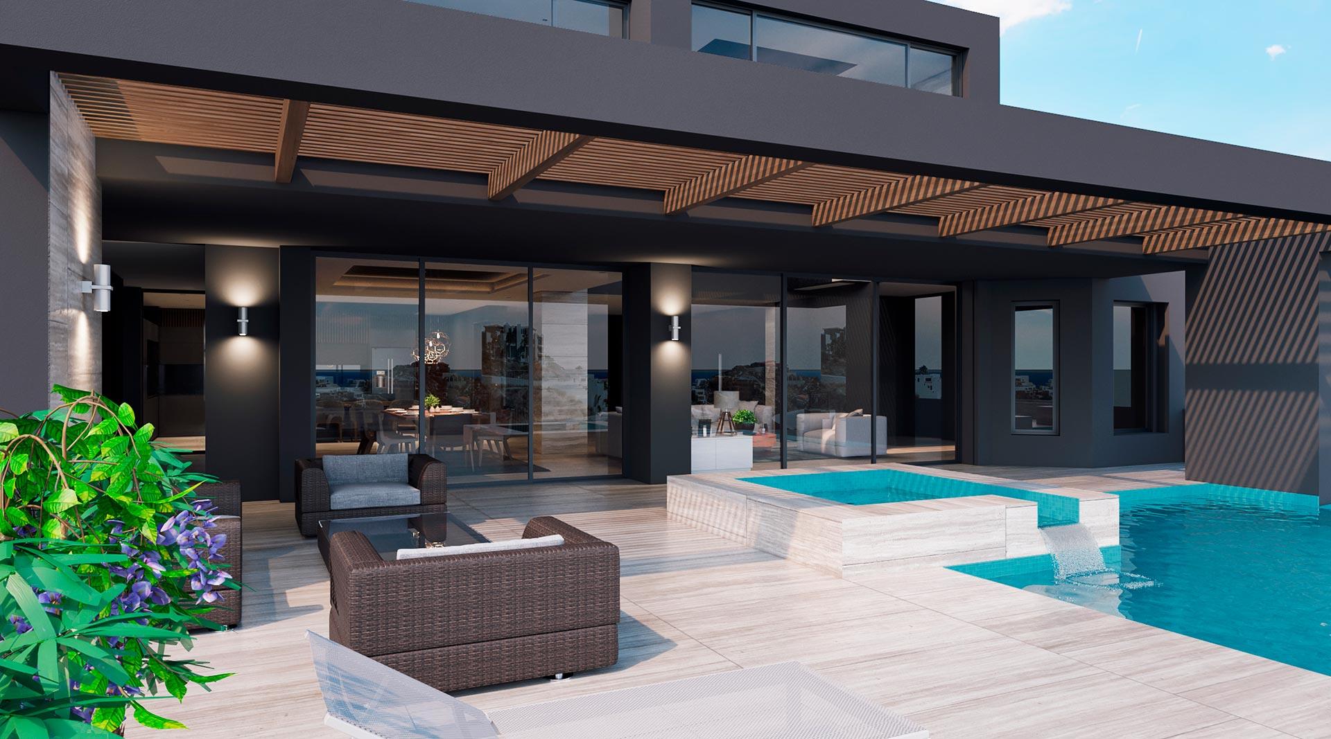 Maison de Cortes- Los Cabos Luxury Rentals